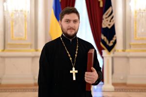 Іван Сидор, священник, дзвонар Майдану