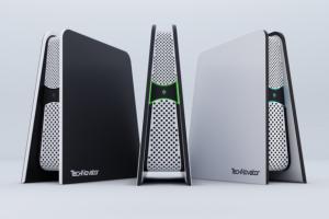 Розроблена в Україні бездротова станція може заряджати 8 пристроїв одночасно