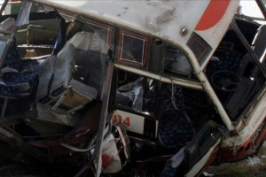 В Індії вантажівка в'їхала у весільну ходу - 13 загиблих
