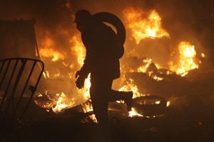 Revolution der Würde: 2014 breiten sich Proteste über die ganz Ukraine aus