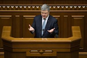 Крым и Донбасс стали прелюдией к гибридной войне Москвы против ЕС и НАТО — Президент
