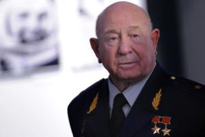 Космонавт Леонов утік з Росії від переслідування – ЗМІ
