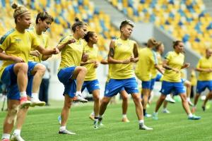 Футбол: жіноча збірна України зіграє 3 матчі на міжнародному турнірі в Хорватії