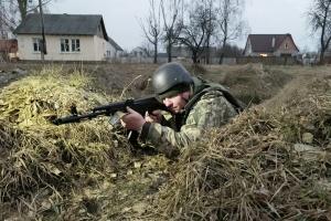 На Ривненщине прошли учения подразделений противовоздушной обороны