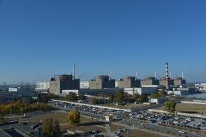 Запорожская АЭС в марте отключит четвертый энергоблок для планового ремонта