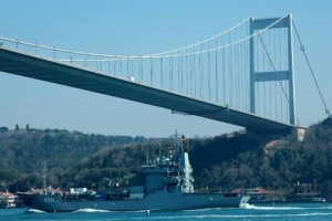 Two NATO ships enter Black Sea