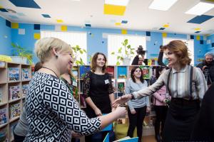Марина Порошенко назвала основной показатель качества инклюзивной реформы