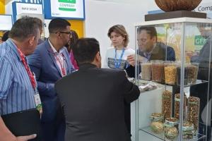 Украинский стенд на GULFOOD 2019 вызвал большой интерес