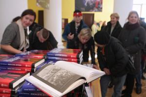 В Киеве презентовали книгу и видеоролики о Героях Небесной Сотни