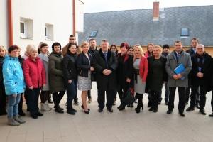 Посол Любов Непоп перевірила умови праці українців на ряді угорських підприємств