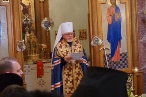 Украинская православная церковь в США отслужила панихиду по героям Небесной Сотни