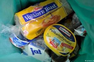 В Германии будут бороться с расточительством пищи