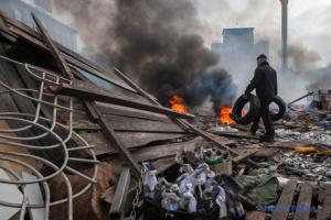 La Révolution de la dignité: 21 février 2014 (photos, vidéo)