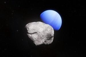 """""""Новый"""" 14-ый спутник Нептуна назвали Гиппокампом"""