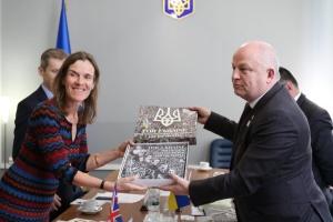 Handel zwischen Ukraine und Großbritannien im Vorjahr auf 2,5 Mrd. USD gestiegen