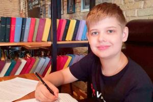 Шестикласник з Києва за два місяці посів 37 призових місць на олімпіадах