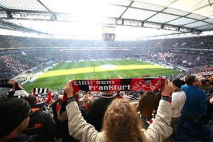 Fußballspiel Eintracht – Shakhtar ausverkauft