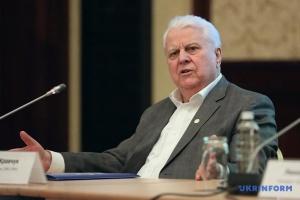 Кравчук на засіданні ТКГ порушив тему «незрозумілих людей» - Гармаш