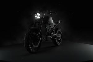 В Украине разработали первый мощный электромотоцикл