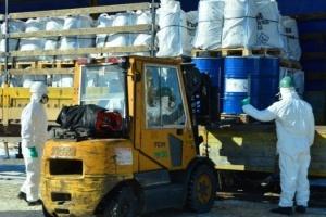 Кабмін розблокував утилізацію непридатних пестицидів за кордоном