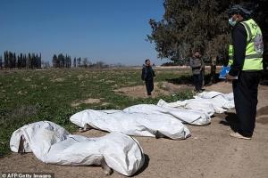 В Сирии нашли захоронение трех с половиной тысяч жертв ИГИЛ