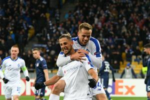 Europa League: Dynamo Kyjiw erreicht Achtelfinale, Schachtar scheidet aus