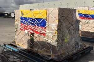 Венесуэла закрыла границу с Колумбией, куда прибудет гуманитарная помощь