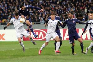 Dynamo reaches Europa League last 16