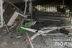 У Харкові підірвали та пограбували два банкомати