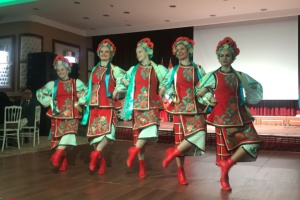 Українці в Анкарі долучилися до святкування Міжнародного дня рідної мови