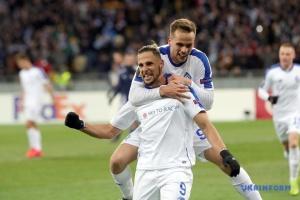 El Dynamo se impone 1-0 al Olympiacos y avanza a los octavos de final de la UEFA Europa League (Fotos)