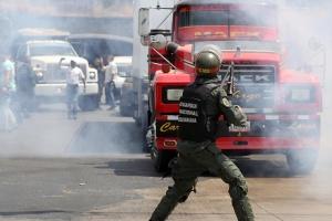 У Венесуелі сталися сутички через блокування гумдопомоги