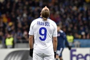 """Фран Соль: Я назавжди запам'ятаю свій перший гол за """"Динамо"""""""