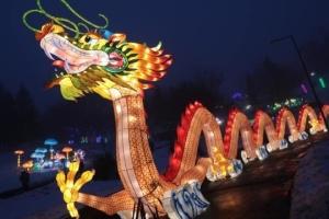 中国灯节在基辅精彩登场