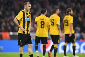 Поведінка уболівальників АЕКа стала причиною відсторонення клубу від єврокубків
