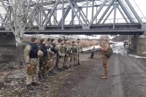 Воїни-залізничники пройшли протимінну підготовку