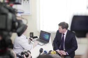 Сеть сельской первичной медицины насчитывает 4223 амбулатории - Зубко