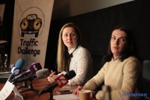 Українські кінотеатри покажуть соціальні ролики про безпеку на дорогах
