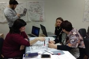 Тергромади у Чернігові вчили будувати стратегію просторового розвитку