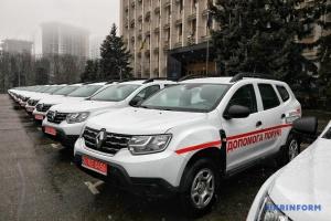 Сельские амбулатории Одесчины получили 29 кроссоверов - ОГА