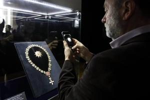 Высшие награды Эстонии, Латвии и Литвы привезли на выставку в Киев