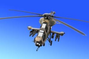 Турция наладит производство ударных вертолетов
