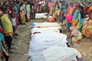 В Индии от фальсифицированного алкоголя умерли 84 человека