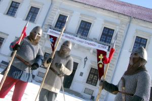 Заповідник «Замки Тернопілля» відзначив своє 25-річчя