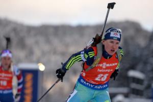 Биатлон: шведка Брорссон выиграла золото чемпионата Европы в спринте, Меркушина - 8-я