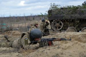 Окупанти обстріляли з мінометів позиції ЗСУ біля Павлополя та Пищевика