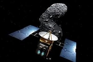 """Зонд """"Хаябуса-2"""" успішно зібрав зразки з поверхні Рюгу"""