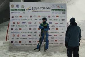 Фрістайл: Абраменко посів 7-е місце на етапі Кубка світу