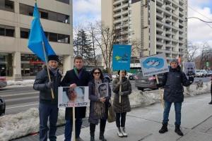 У Канаді вимагали звільнення українських політичних в'язнів