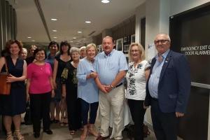 Посол Кулініч і Союз українок Австралії обговорили нові спільні проекти